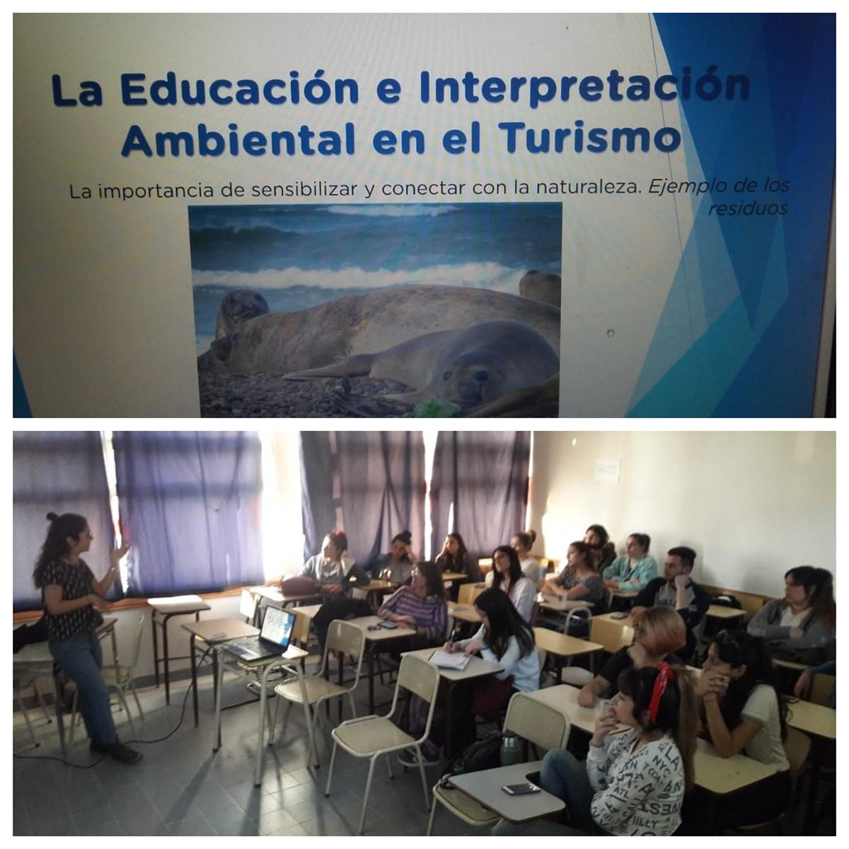 Educación e interpretación ambiental en el turismo