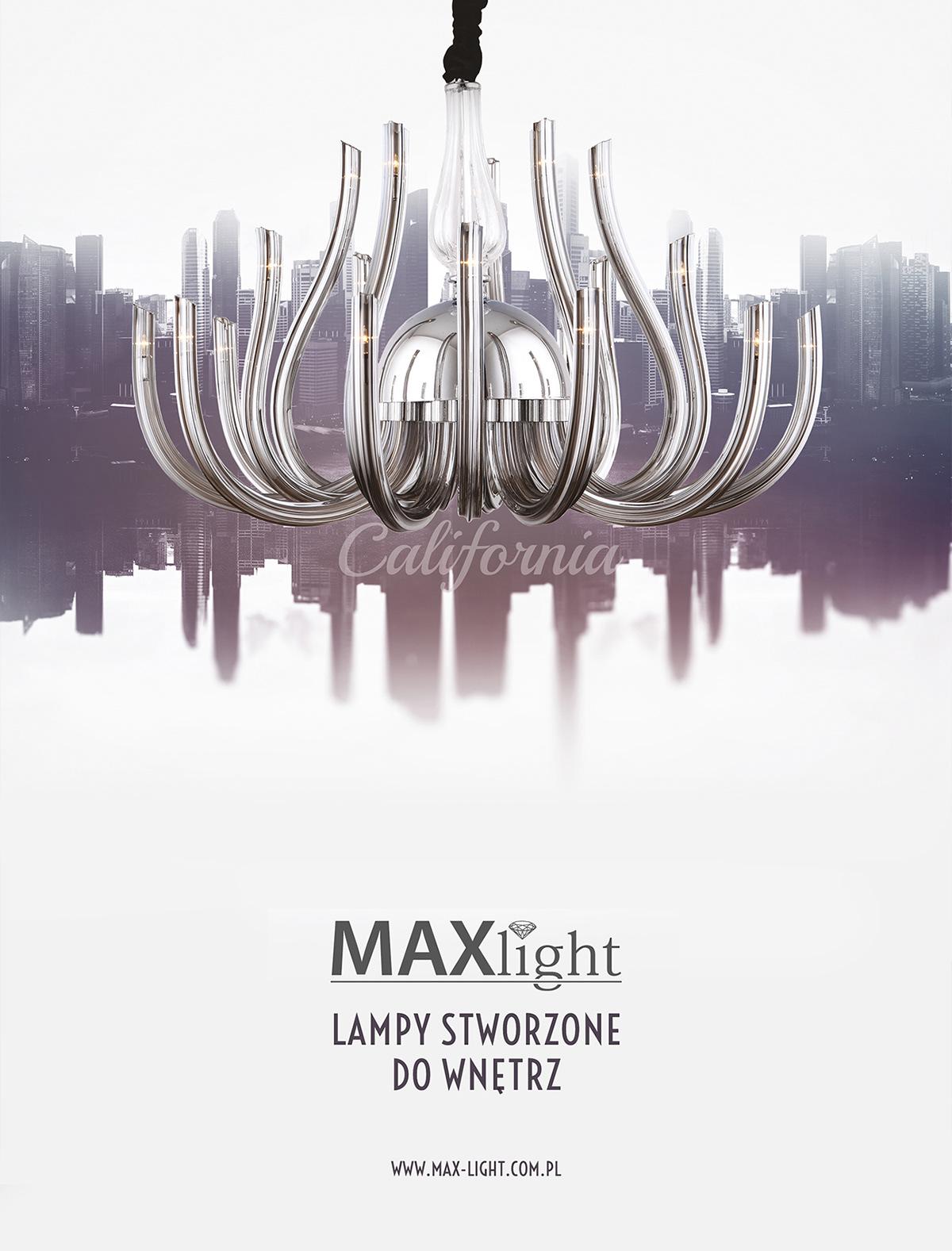 Maxlight press advertisement reklama prasowa