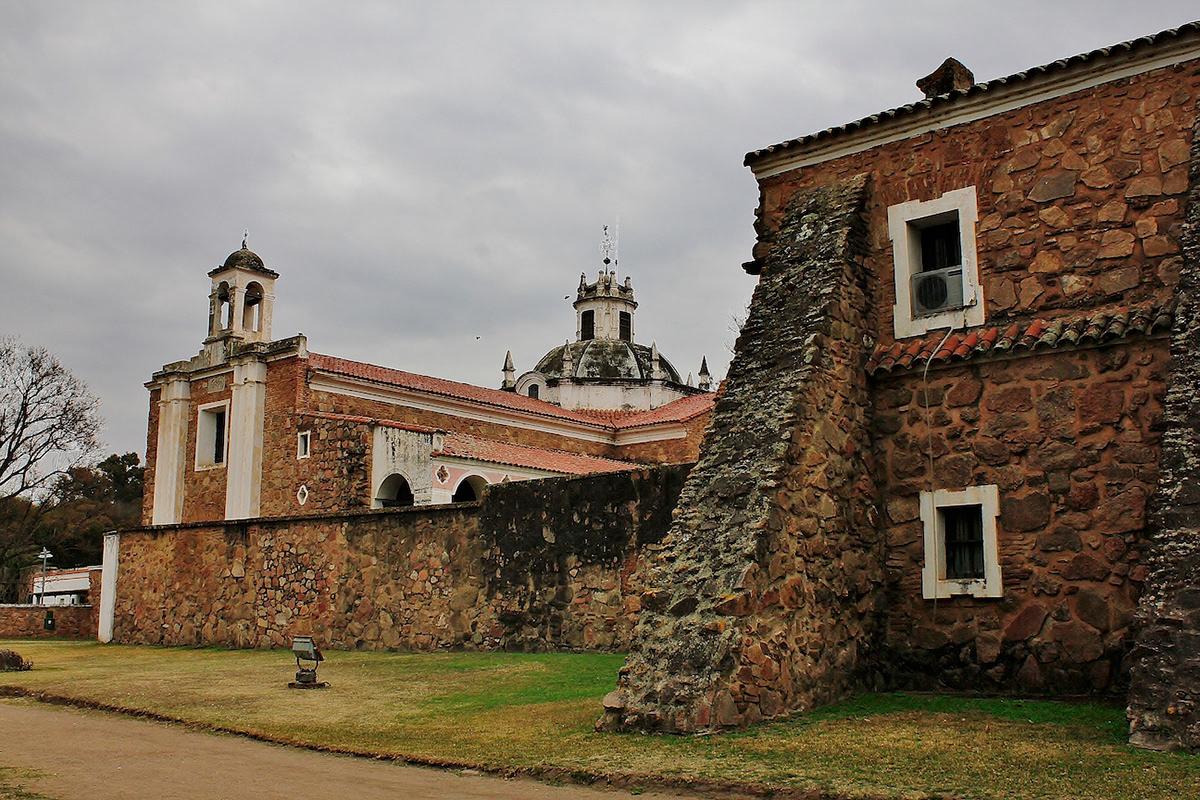 cordoba Jesús María Estancia Caroya Alessandro Zir Luso-Brazilian Encounters jesuitas