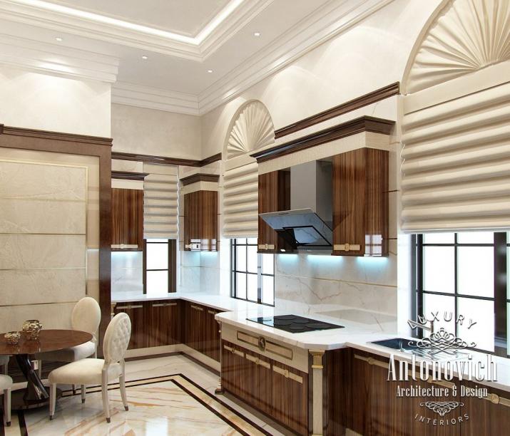 Kitchen Design Dubai: Kitchen Dubai From Luxury Antonovich Design On Behance