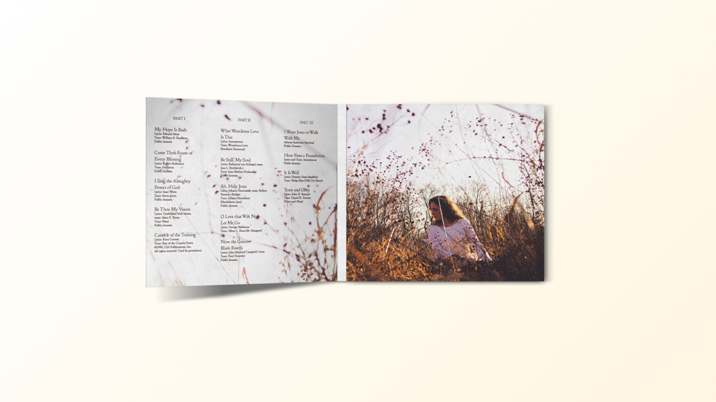 Album identity hymns