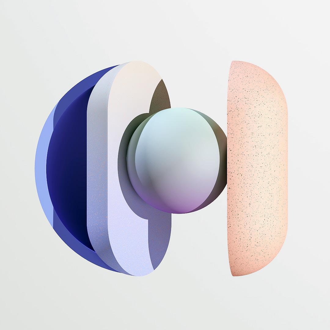 3D 3d art backgound cinema4d colors design Freelance gradient