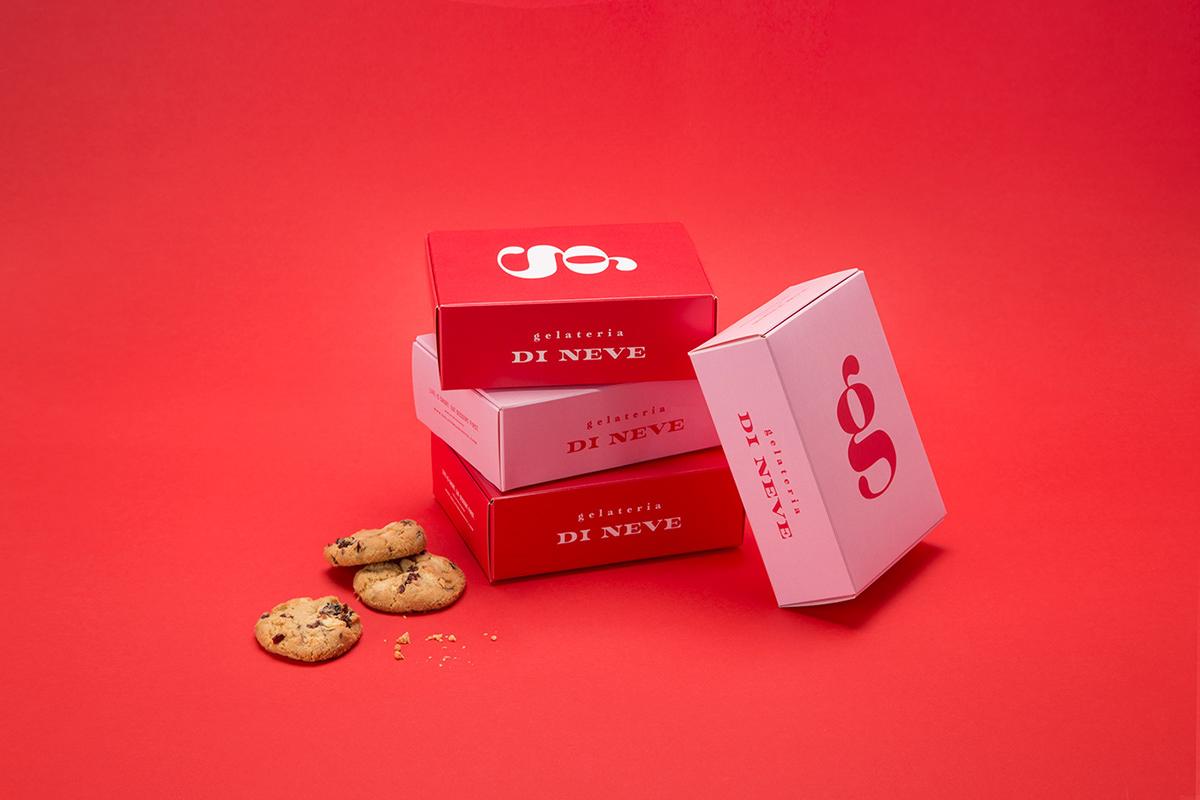 Minimalistický design krabiček.