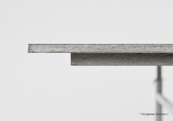 paulsberg habitat - concrete table board »flunder« on behance - Design Schaukelstuhl Beton Paulsberg