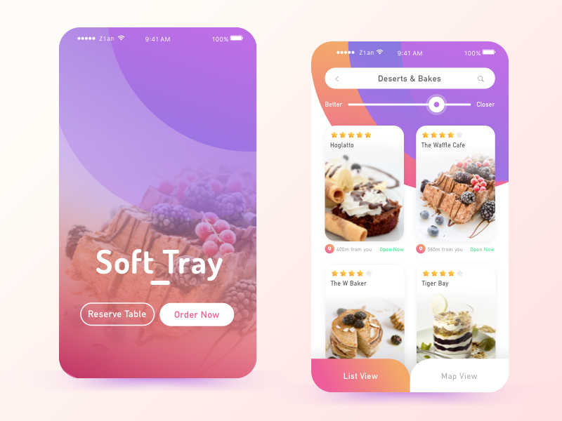Tremendous Food Ordering Or Table Booking Mobile App Screens On Behance Home Interior And Landscaping Mentranervesignezvosmurscom