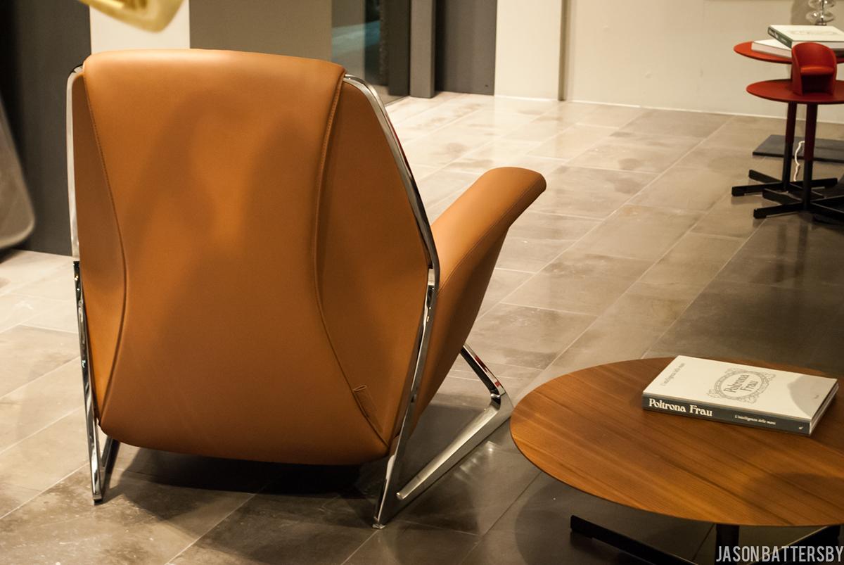 poltrona frau luft on behance. Black Bedroom Furniture Sets. Home Design Ideas