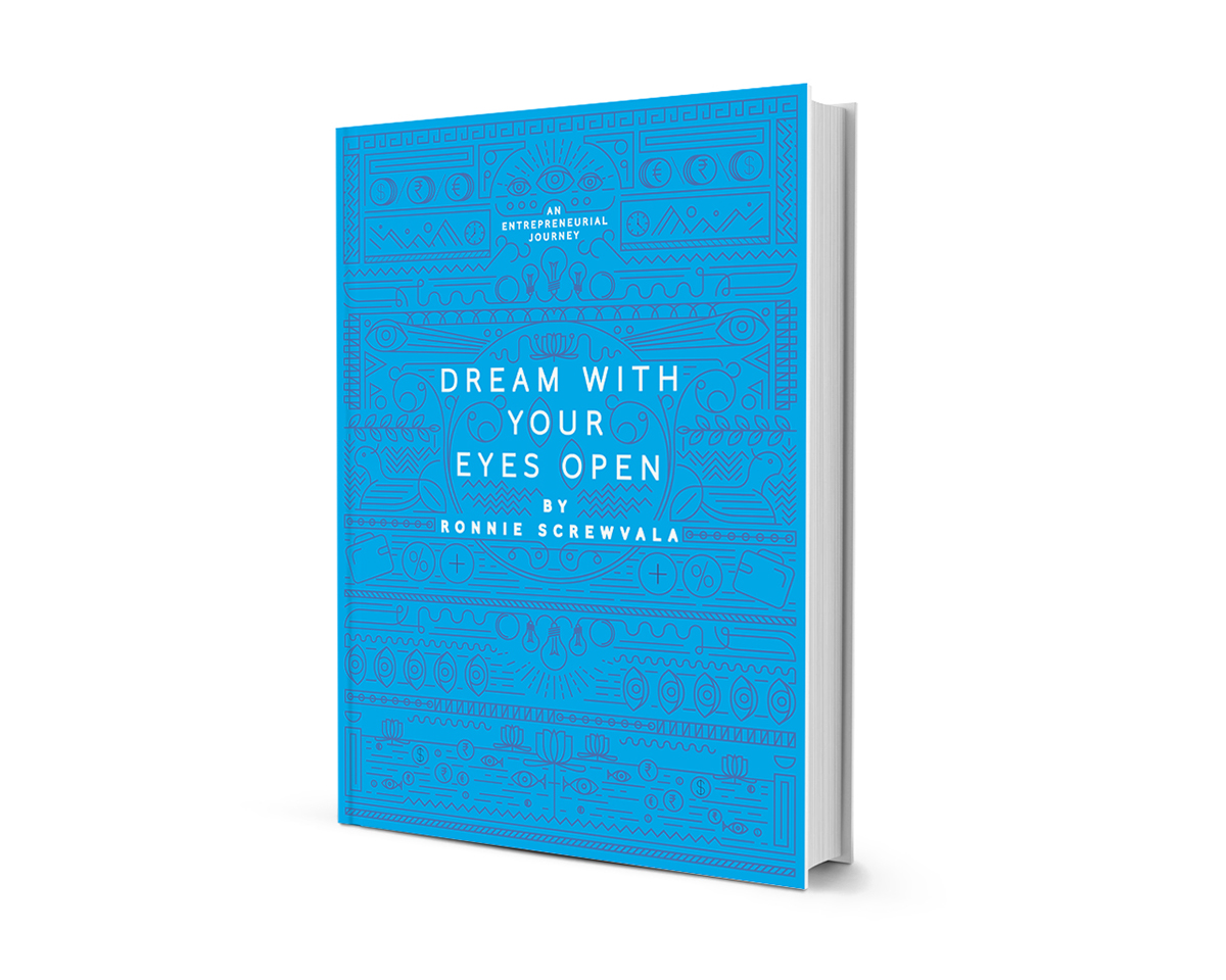 Dream With Your Eyes Open Book