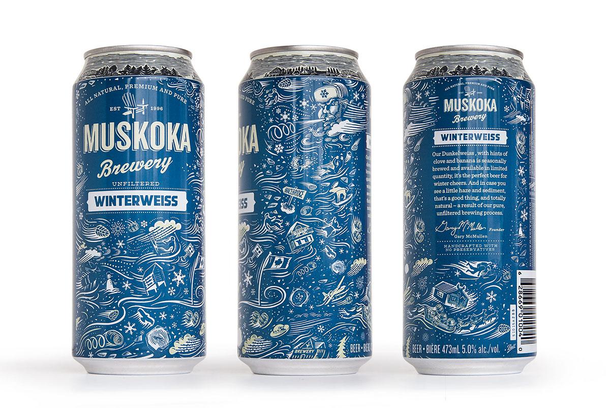 design lettering beer packaging design identity