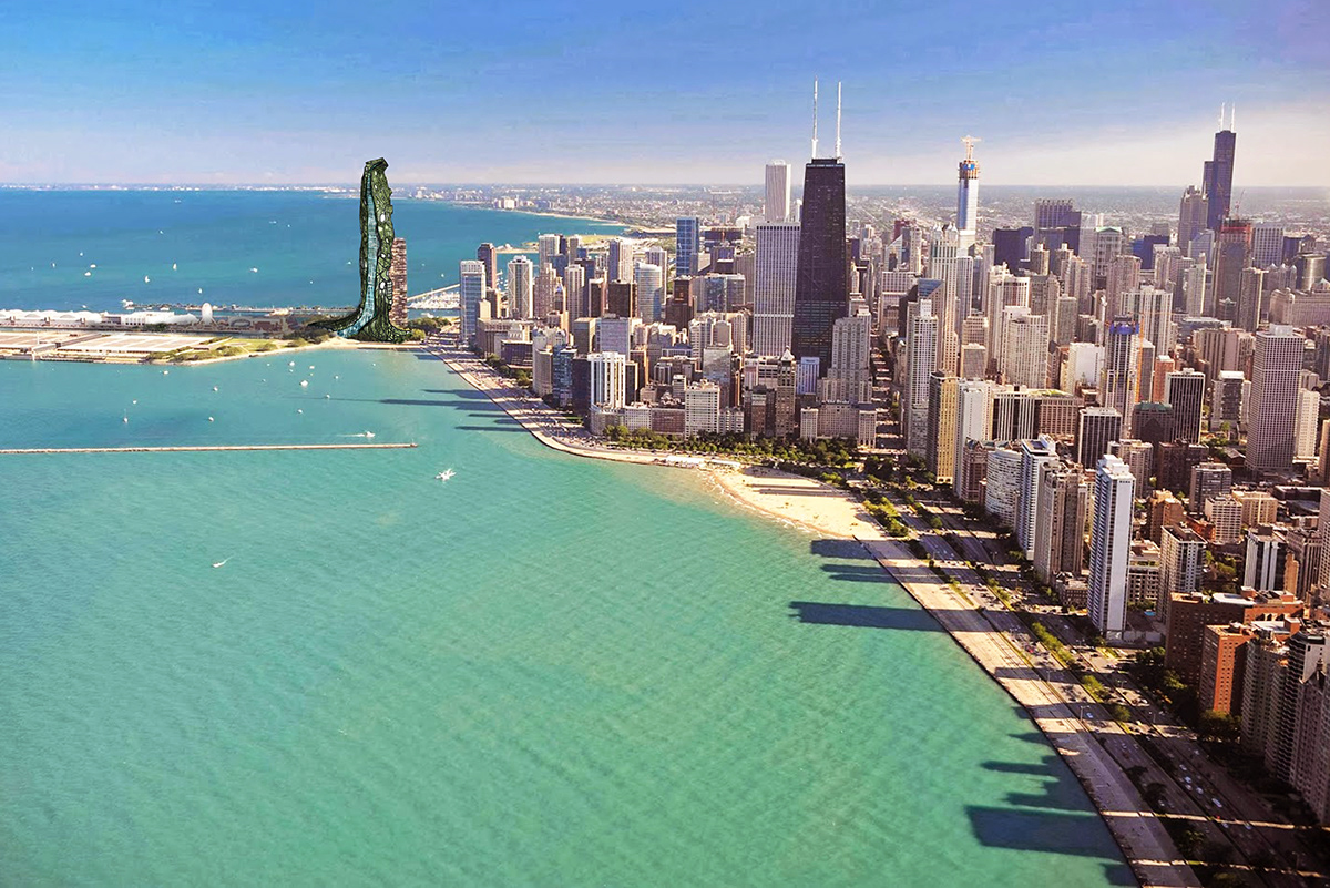 Image result for chicago waterfront