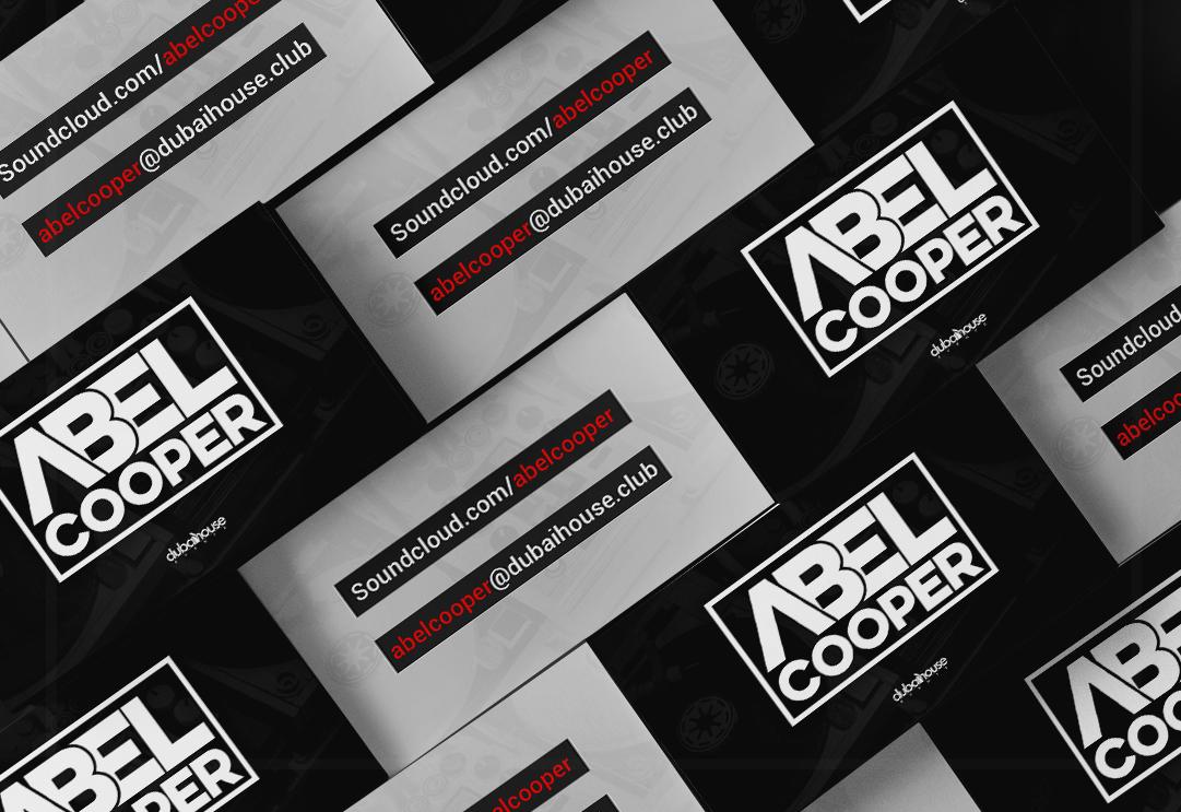 dj brand logo edm abel cooper shirt cd dubaihouse