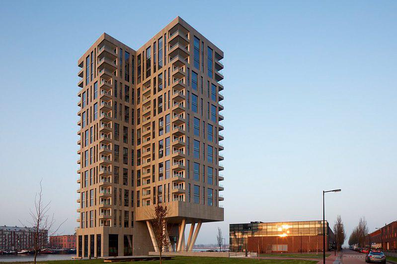 amsterdam modern dutch Netherlands buildings matthijs borghgraef architecture