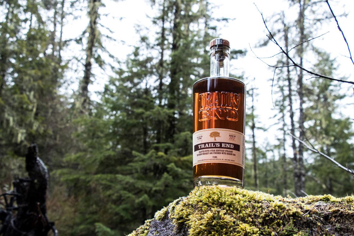 bourbon Kentucky oak Oregon Packaging Whiskey wood