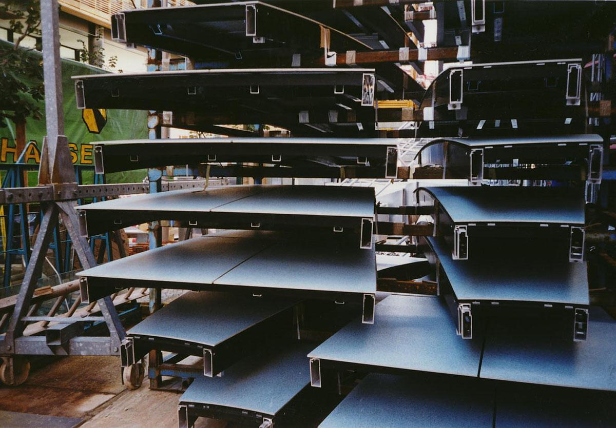 Potsdamer Platz rpbw Renzo Piano iMAX ceramic agrob buchtal