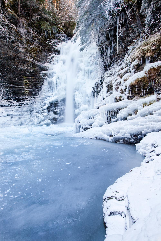 Wesach Falls, Terrace, BC.