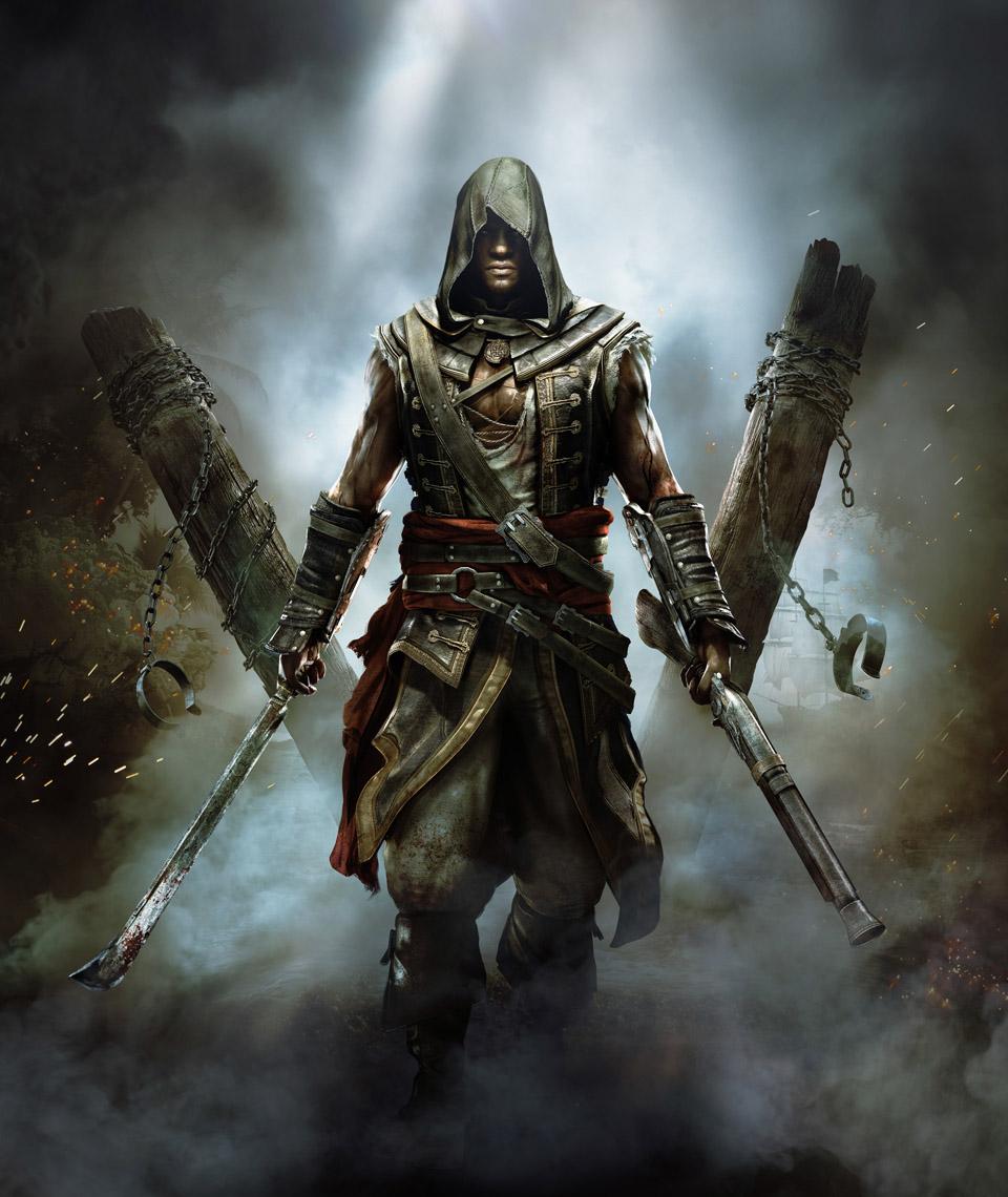 Assassin's Creed game AC4 DLC covert art black flag Freedom City Season Pass