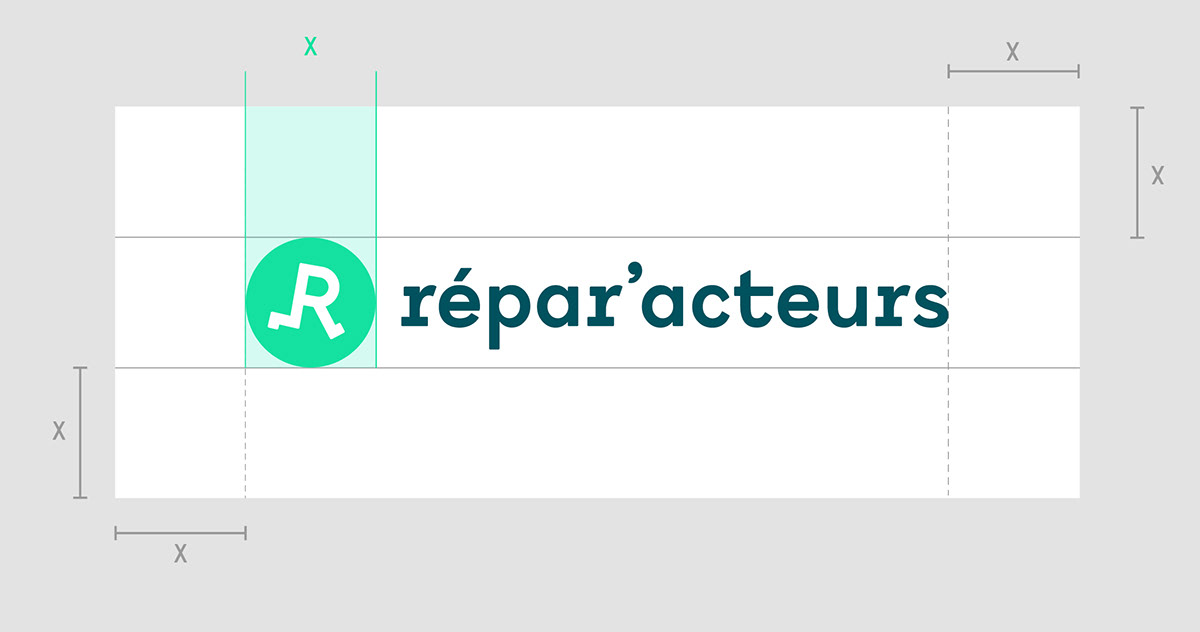 circulmar Ecology economie letter r logo r  repaire  running
