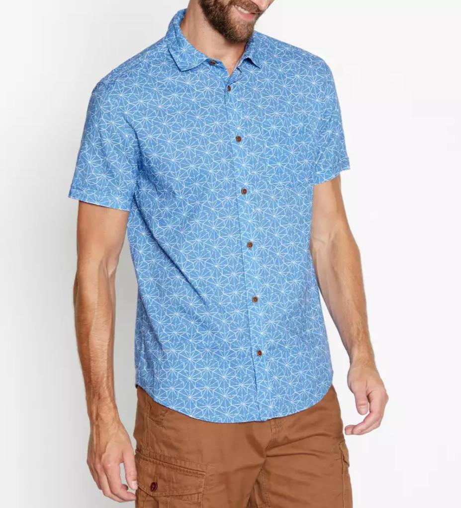 Fashion  geos handdrawn Menswear pattern shirts ss20 Textiles workwear