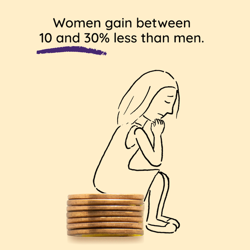 conceptual día de la mujer feminist Girl Power social media Women day