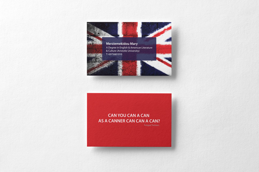 American Flag Business Cards - Best Business 2017