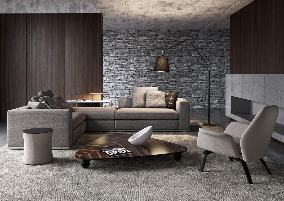 Minotti Living Room Taraba Home Review