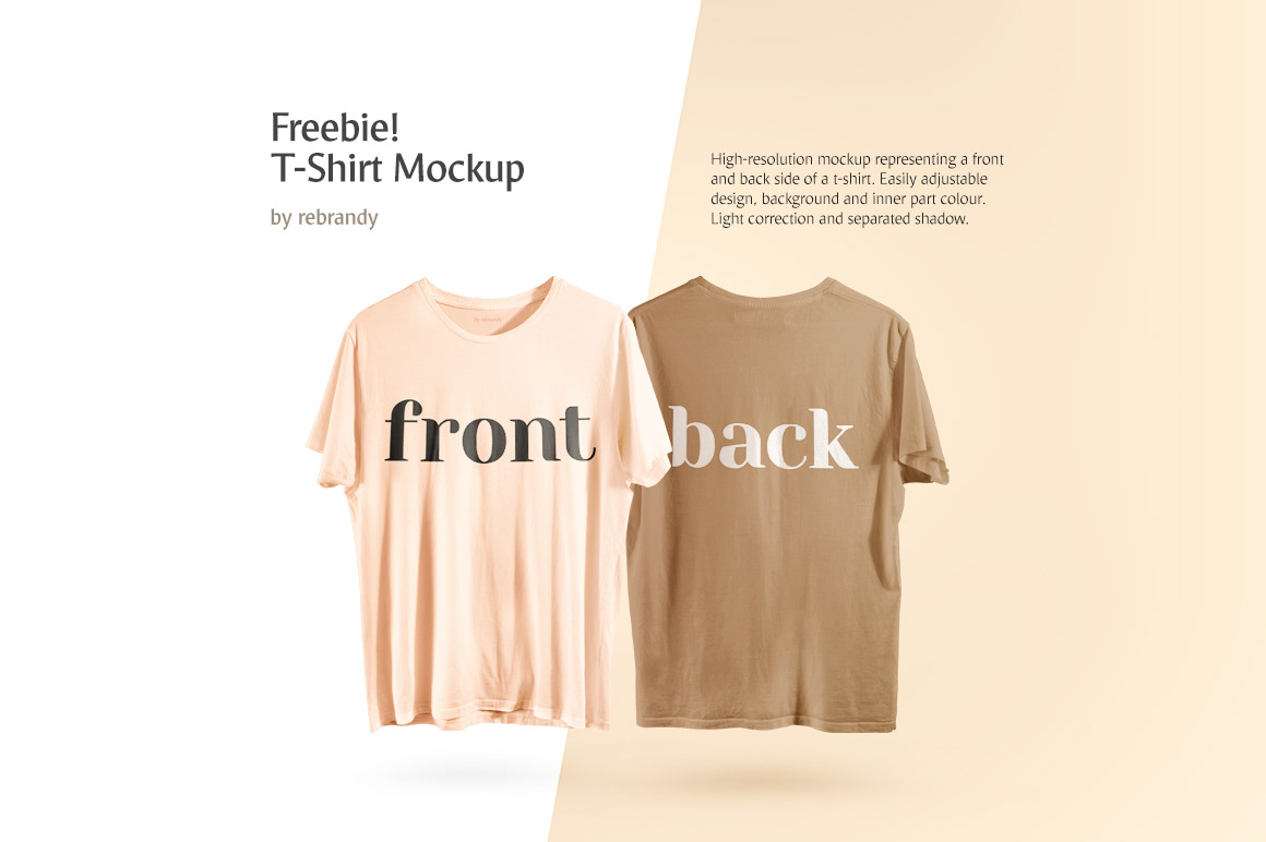 Mockup mock up poloshirt tshirt t-shirt Tee-shirt Clothing T Shirt free freebie