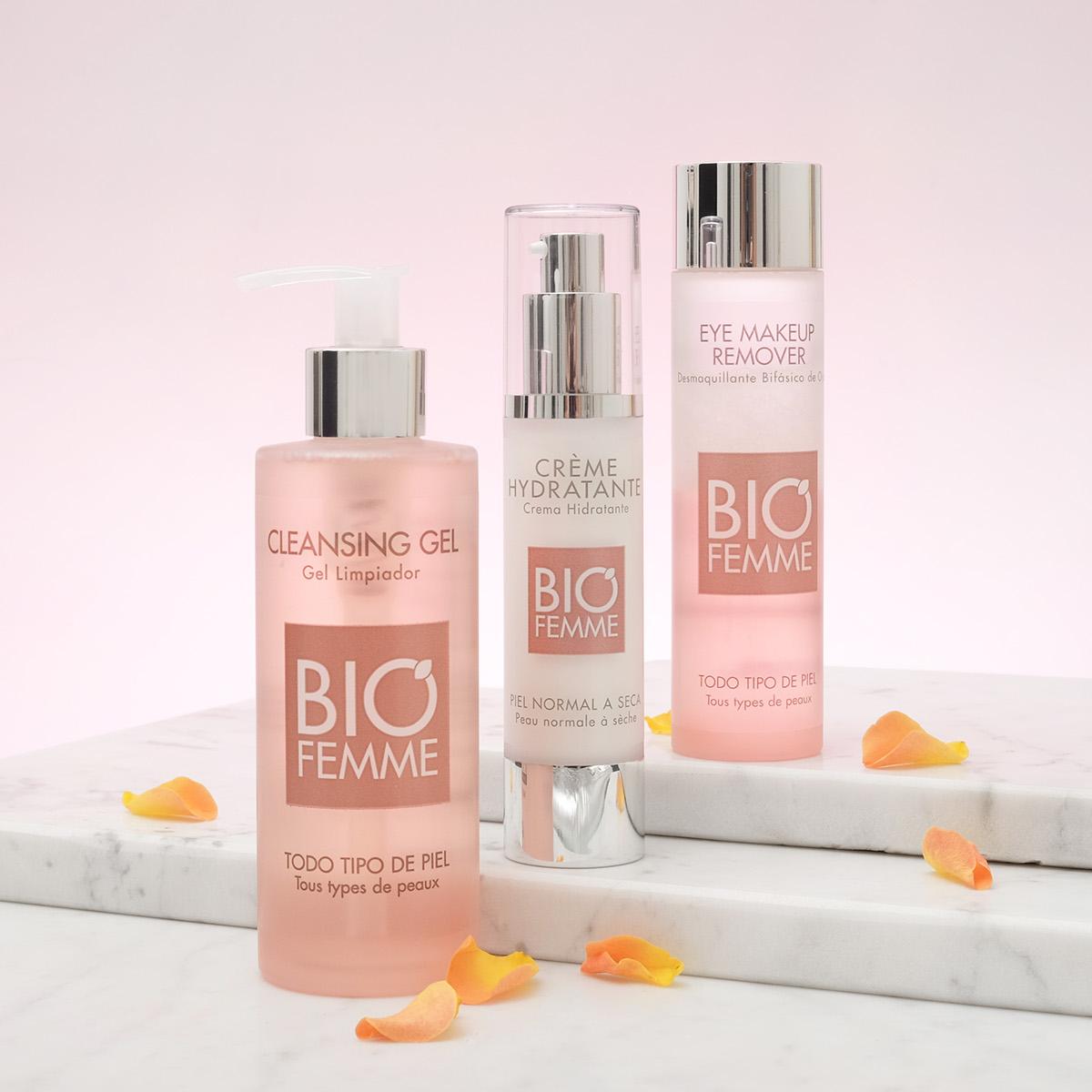 creme dermocleanser skincare beautycream beauty Ecuadorian Brand crema belleza cresens biofemme
