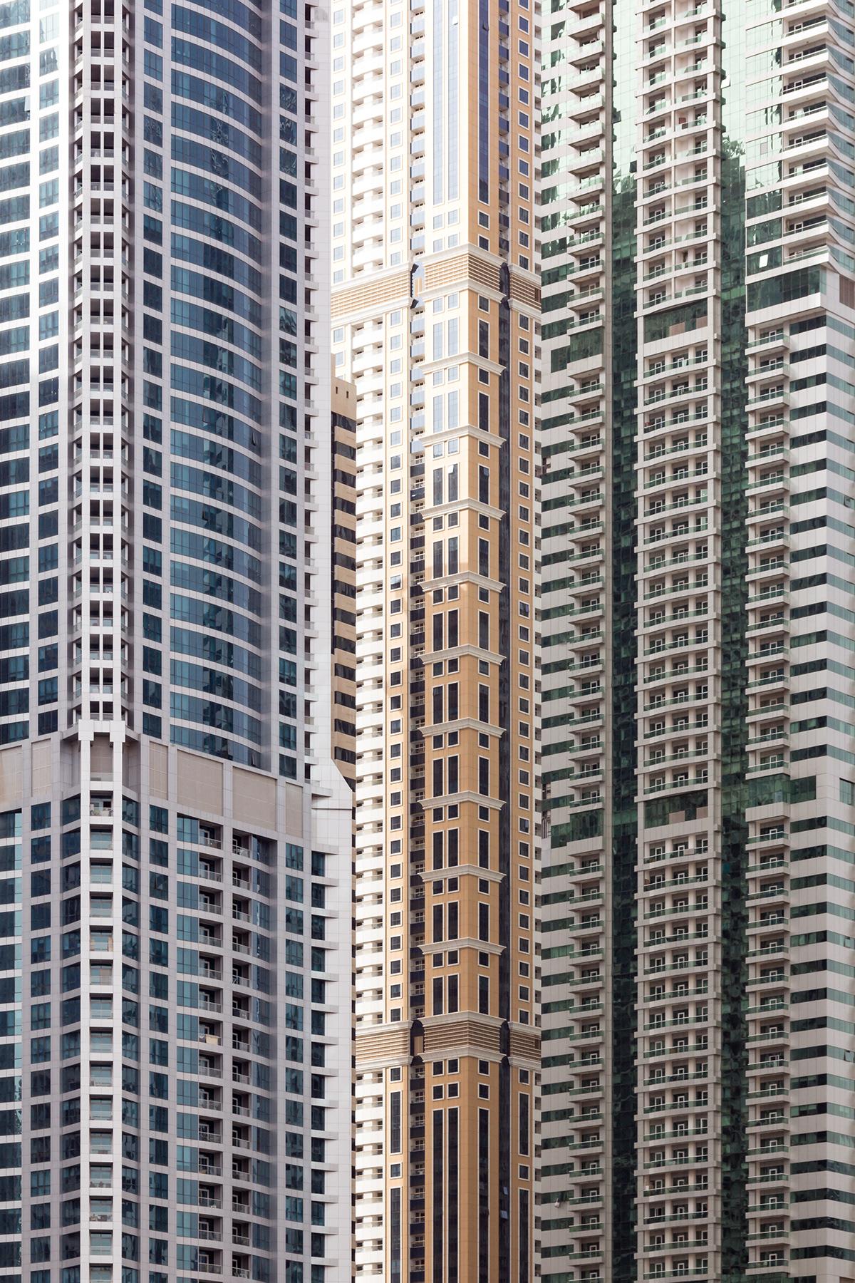 dubai architecture Photography  clean minimal
