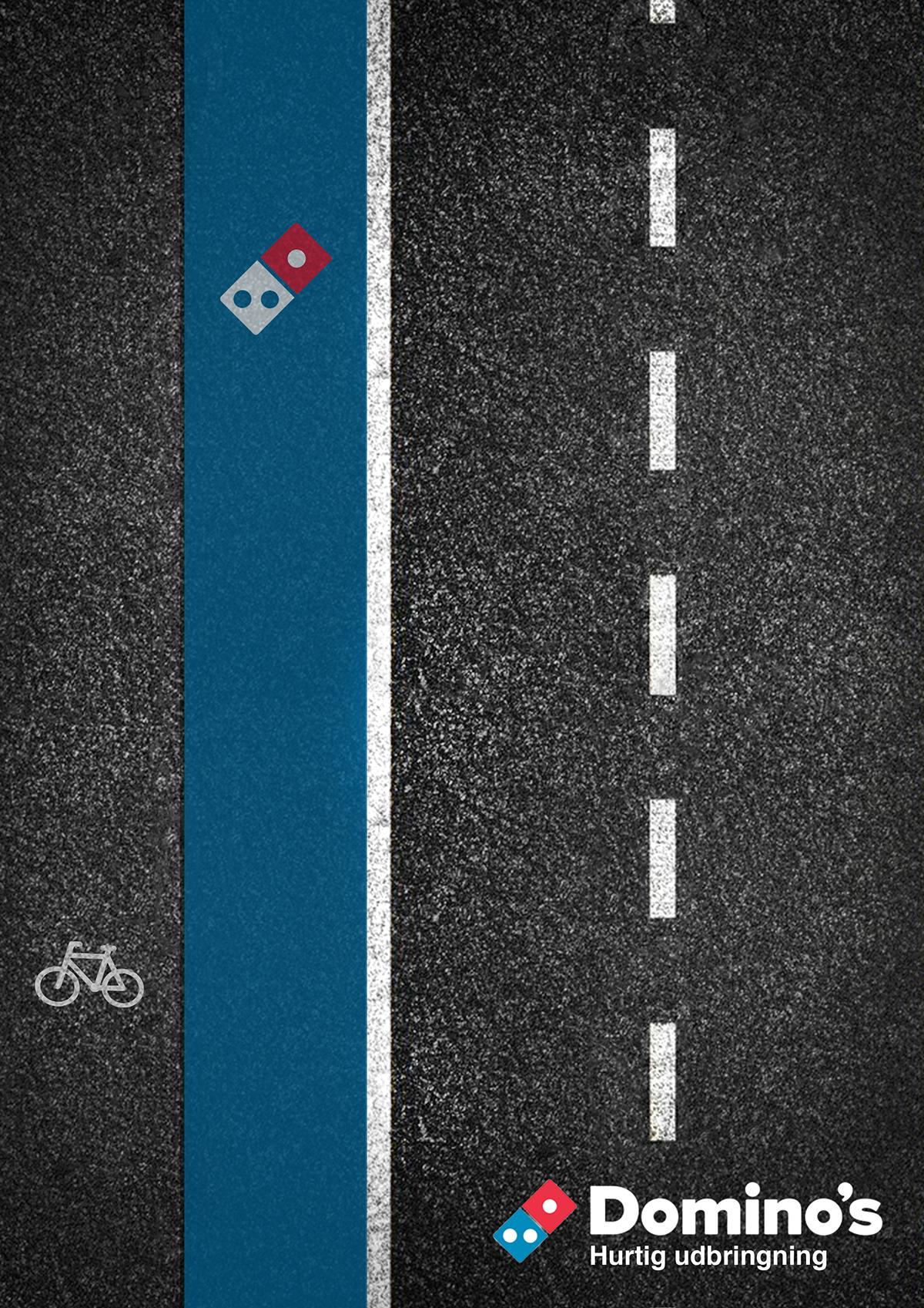 Domino's Pizza fast delivery