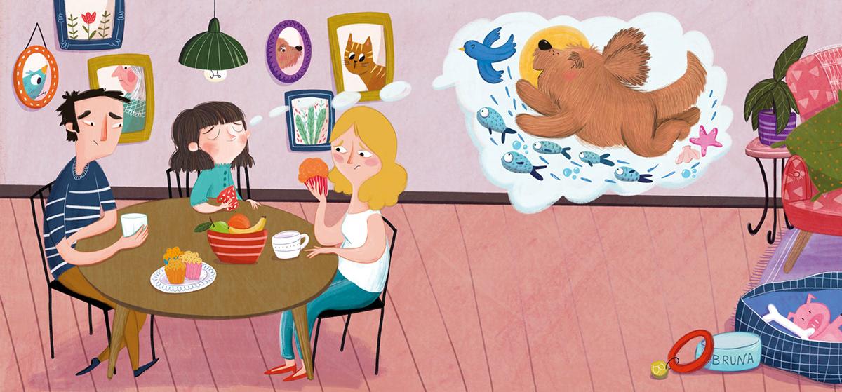 childrens book childrens illustration editorial ILLUSTRATION  ilustracion ilustración editorial ilustración infantil kidlit kids book kids illustration