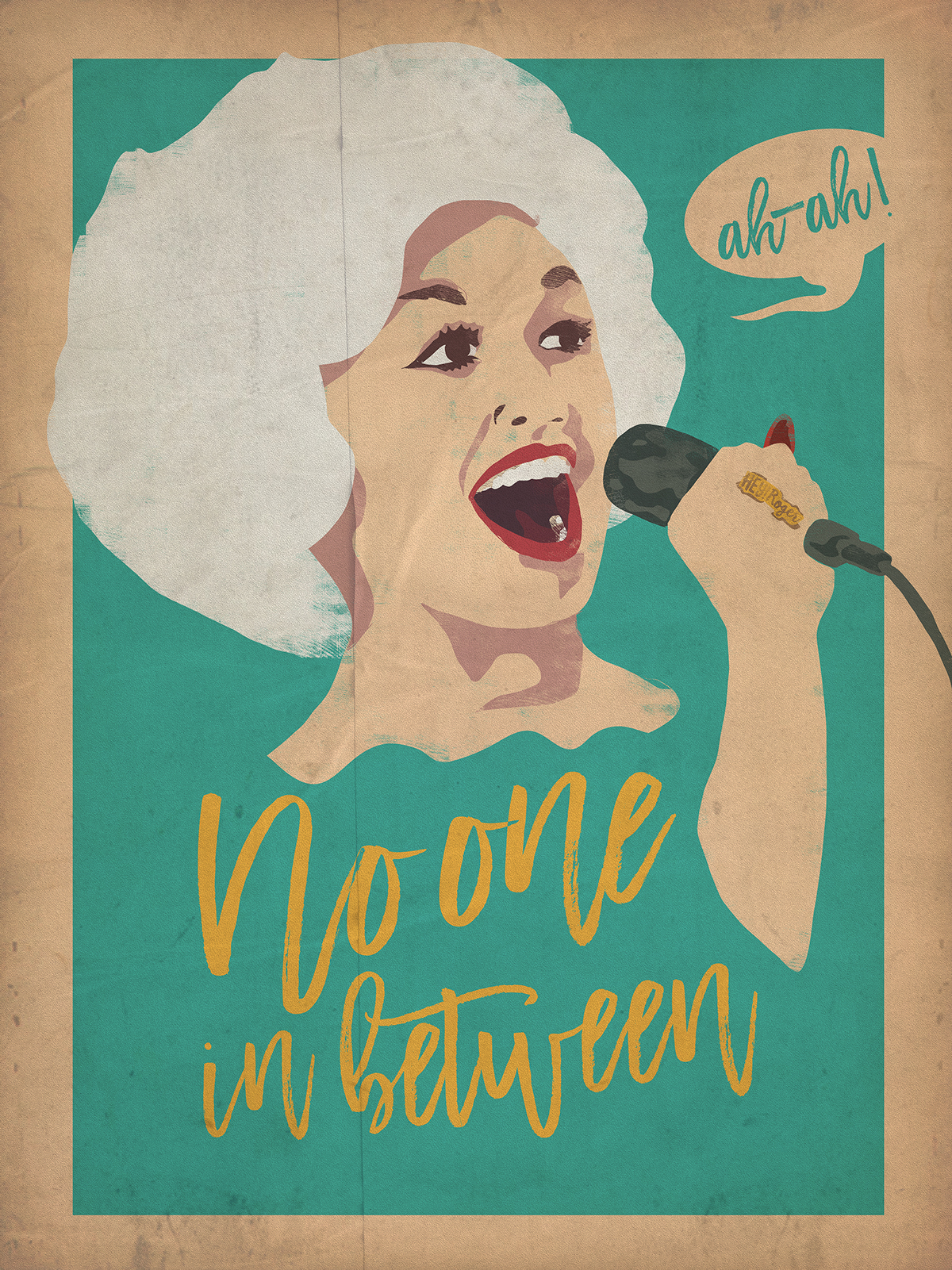 Kenny Rogers Dolly Parton Duet On Behance