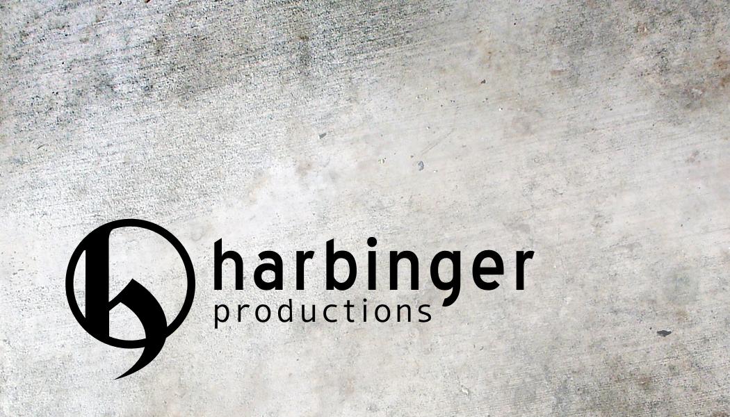 Harbinger logo branding  marketing   design