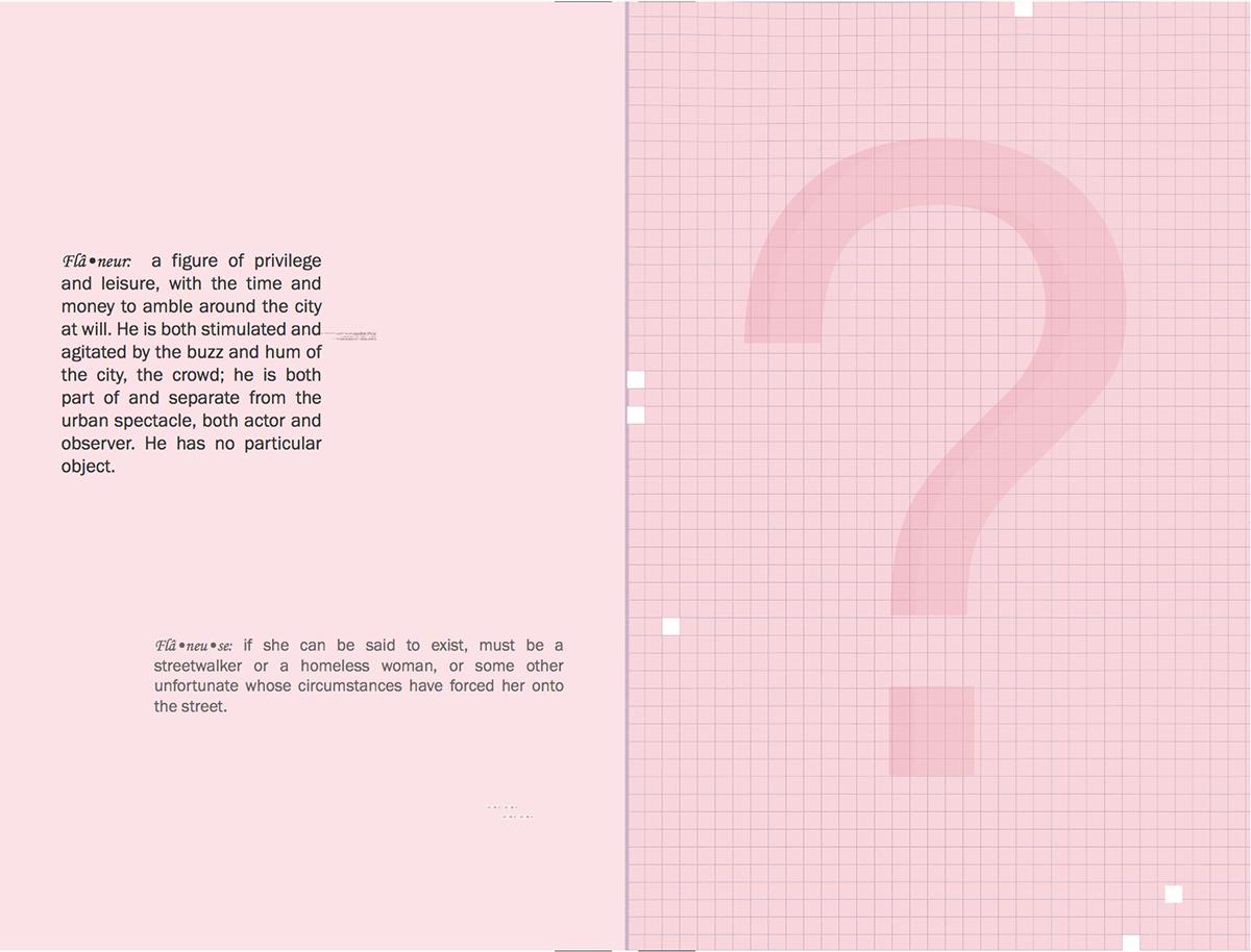graphic design  typography   city art direction  design editorial editorial design