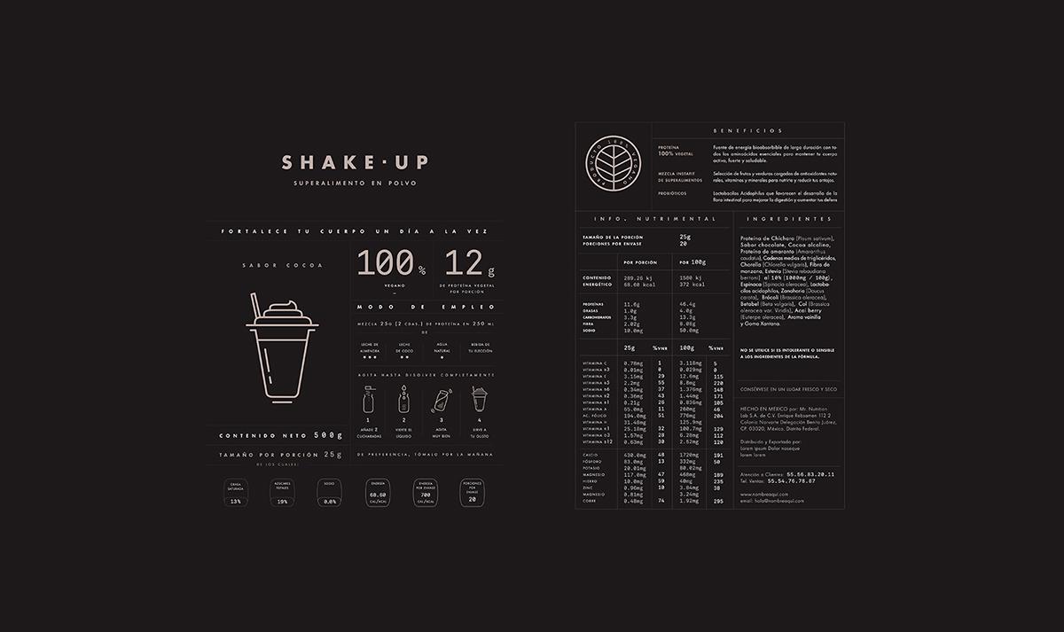 Shake Up by Futura
