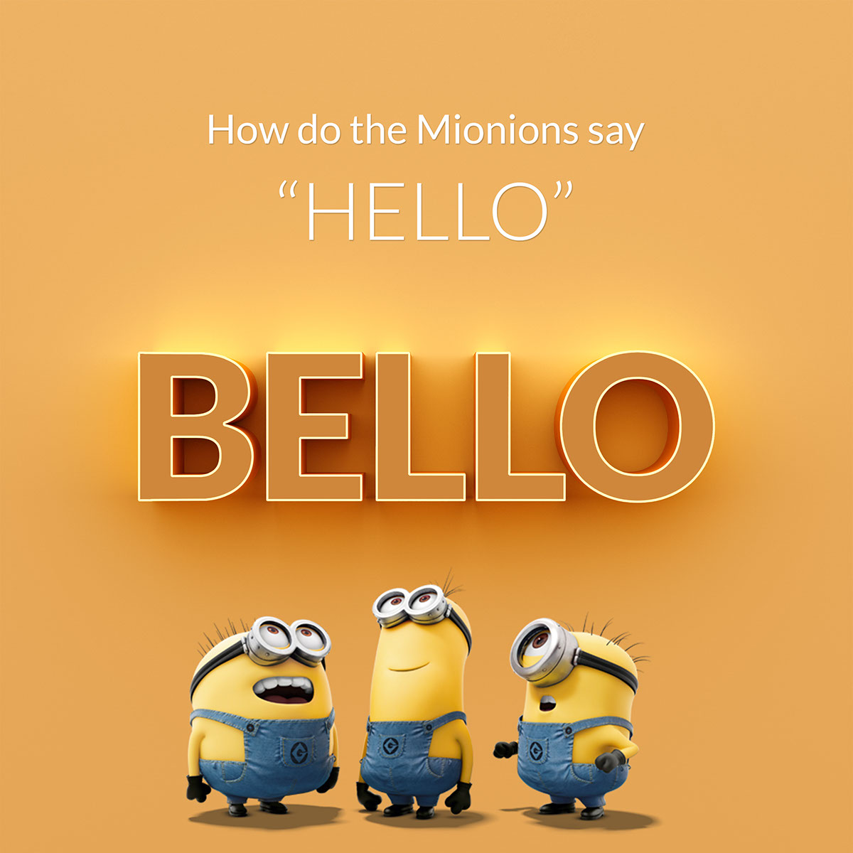 Minion Posters - Minion Love on Behance
