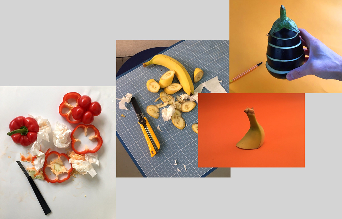 art direction  Photography  new colors set design  contemporary art design