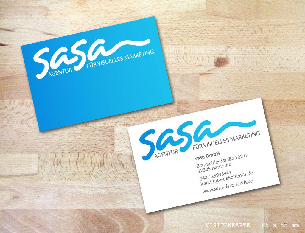 Corporate Design Sasa On Behance