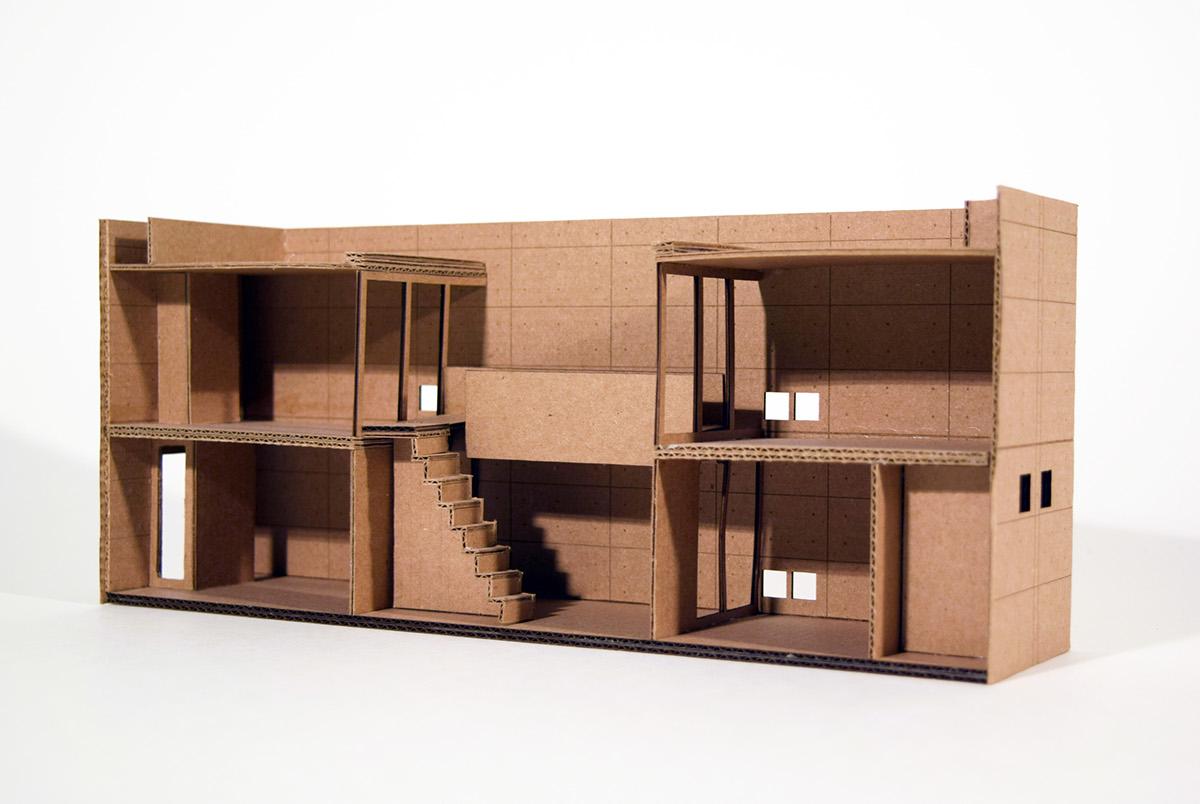 Precedent Study Azuma House On Behance