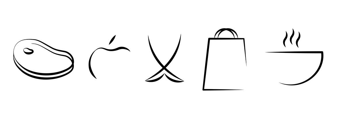 wayfinding señaletica graphic design