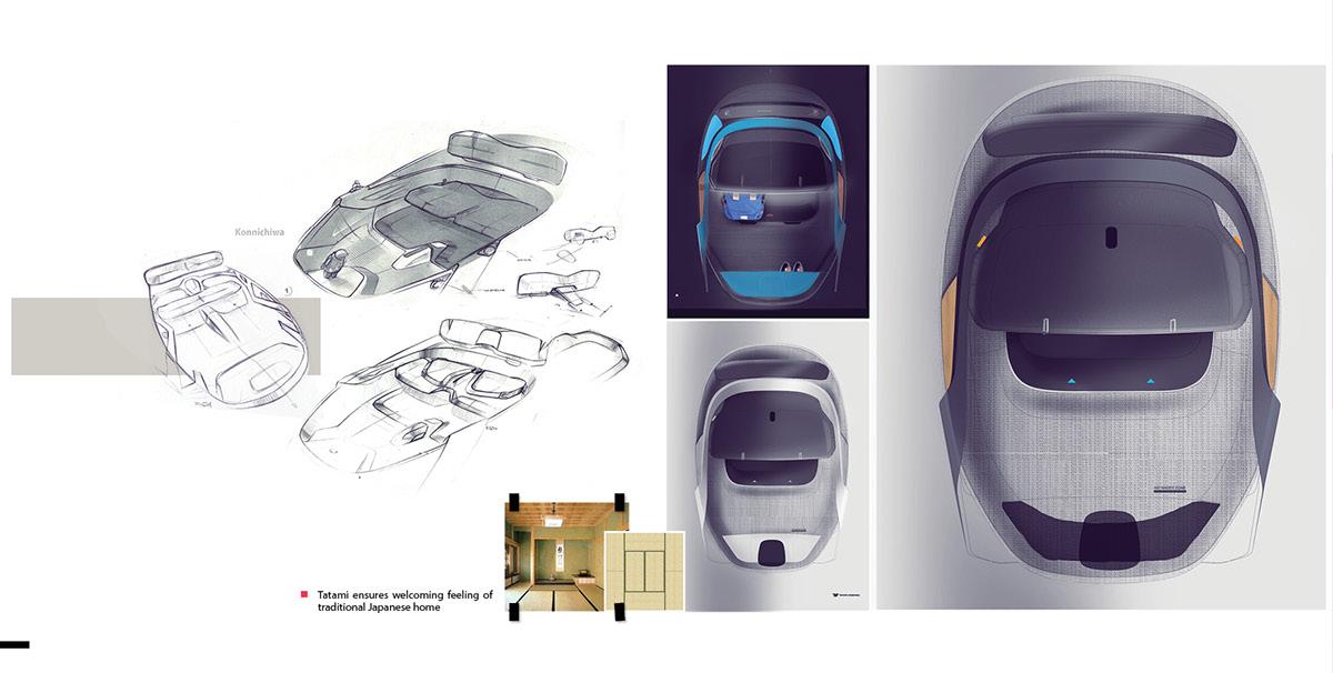 tokyo olympics vehicle 2020 on behance