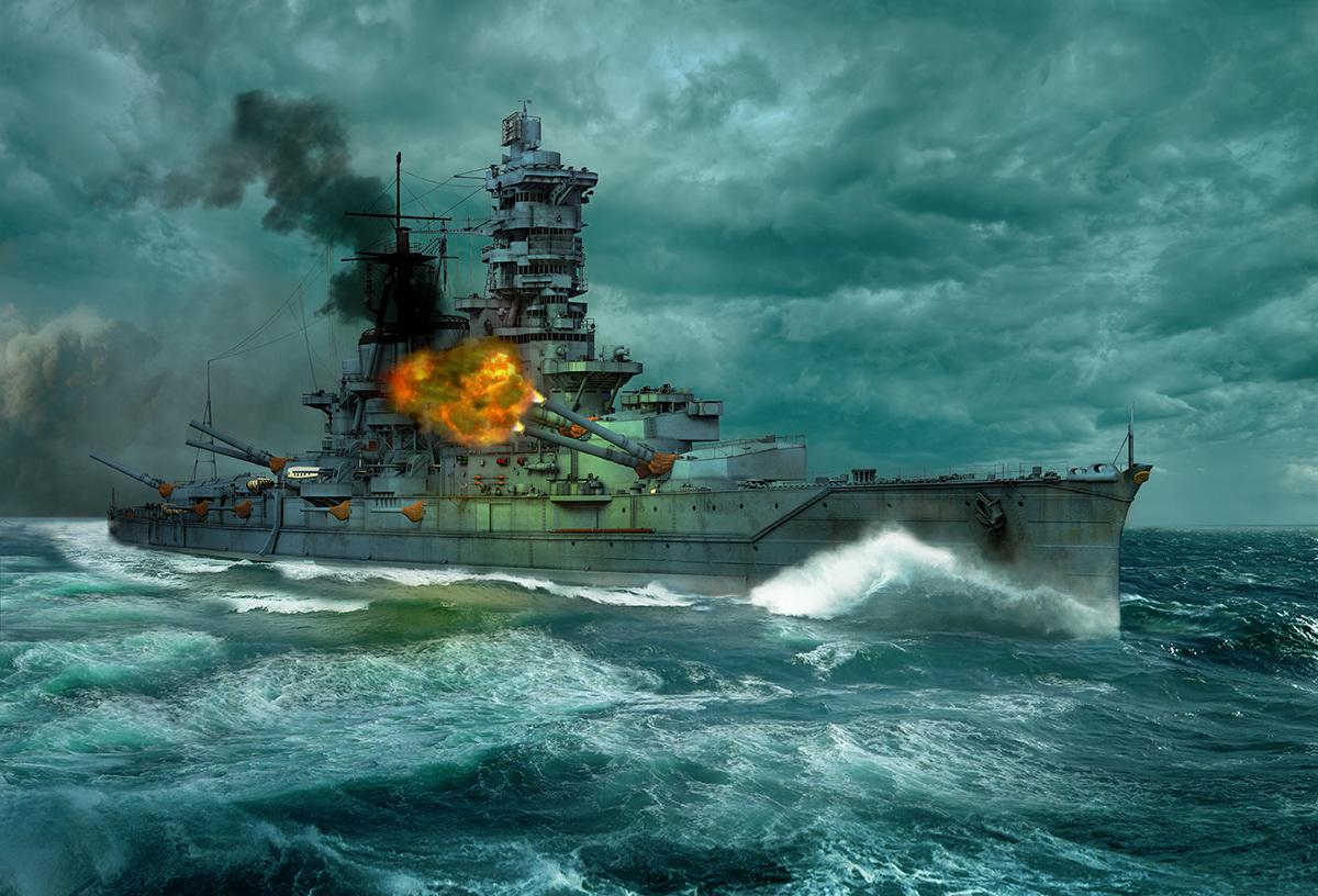 IJN Akagi Model Warship 1:250 Scale Full Kit   ModelSpace