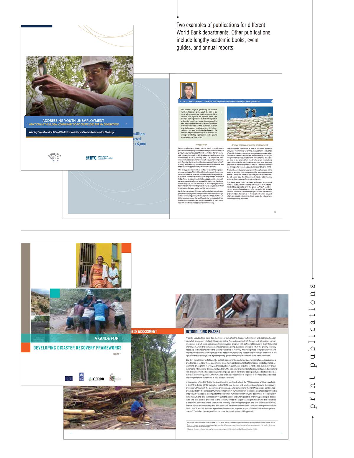 Publications Stationery brochure design Poster Design Direct Mail Design