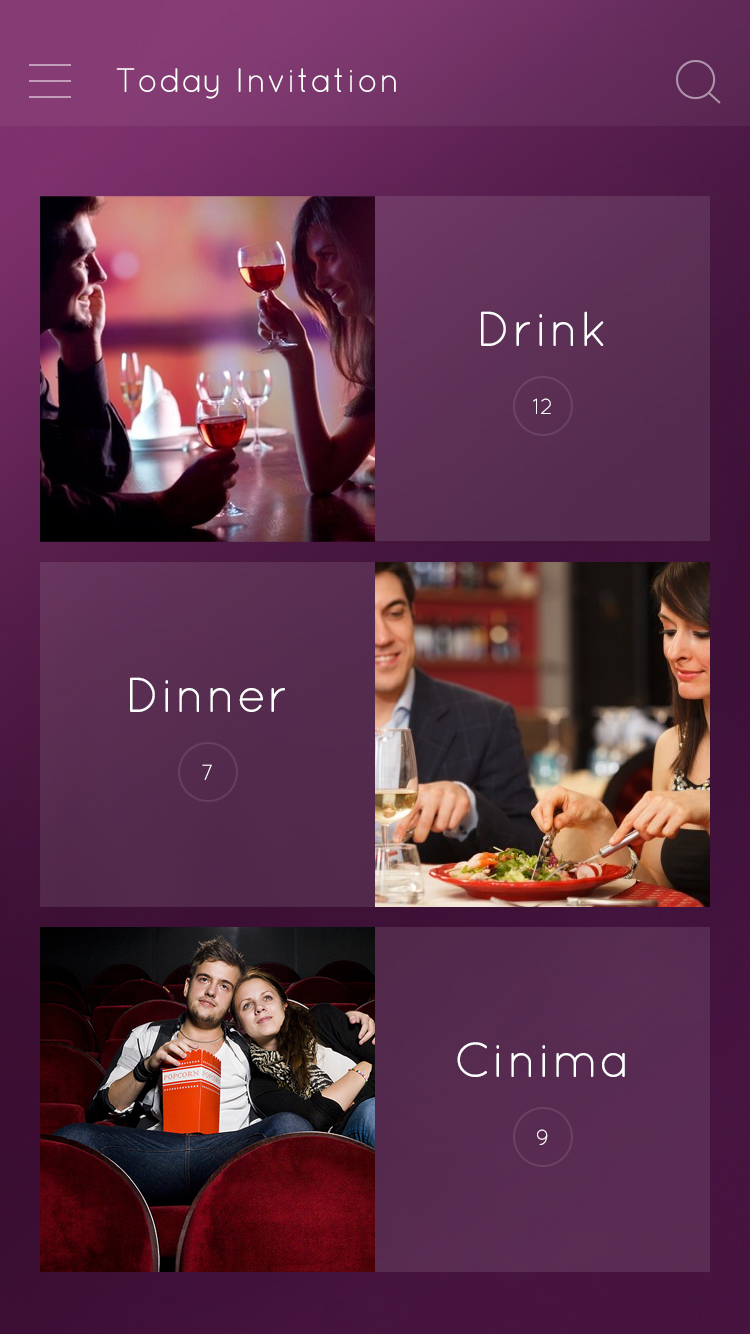 Dating app that shows location