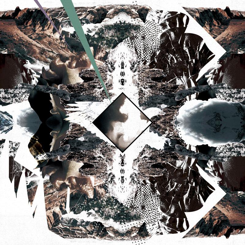 art collage design graphic