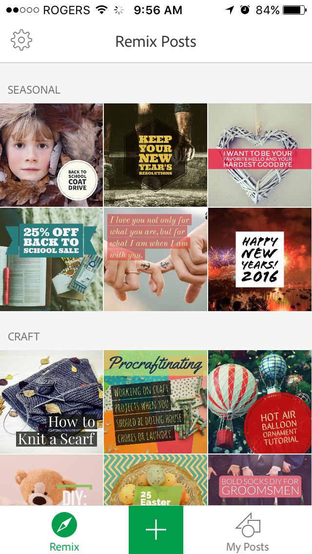Adobe Portfolio Adobe Post social media memes personal branding Social Graphics