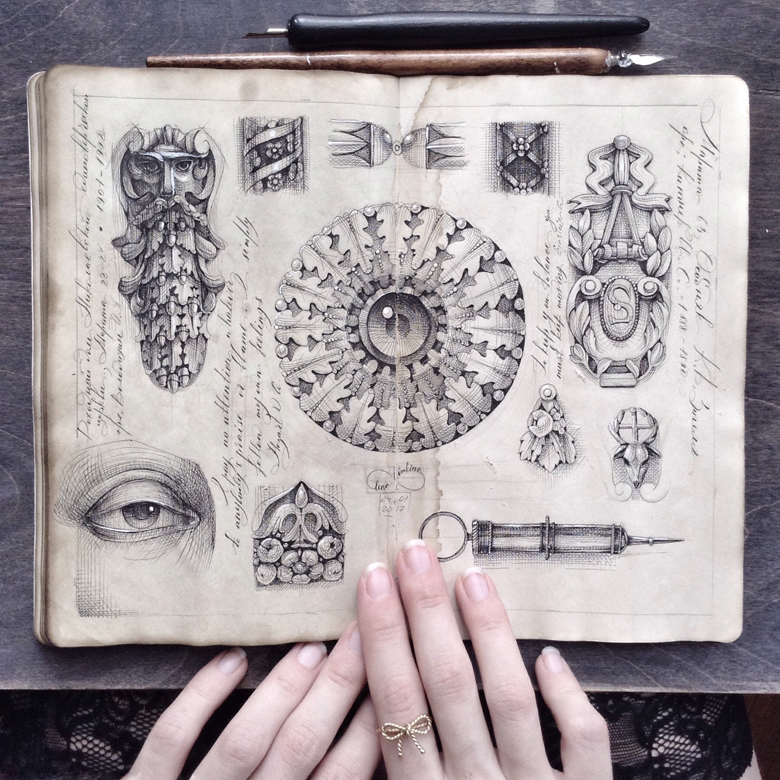 ink,ink drawing,graphic,alchemy,art