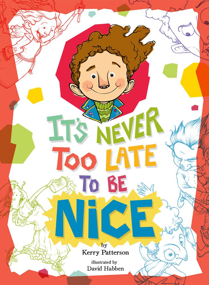 Children S Book Character Design : Pattertales children s books on wacom gallery