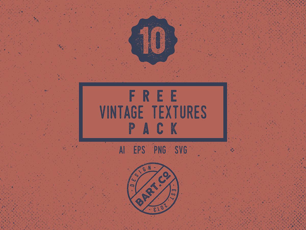 vintage texture grunge halftone vectors download free dots rough grit freebie background pattern