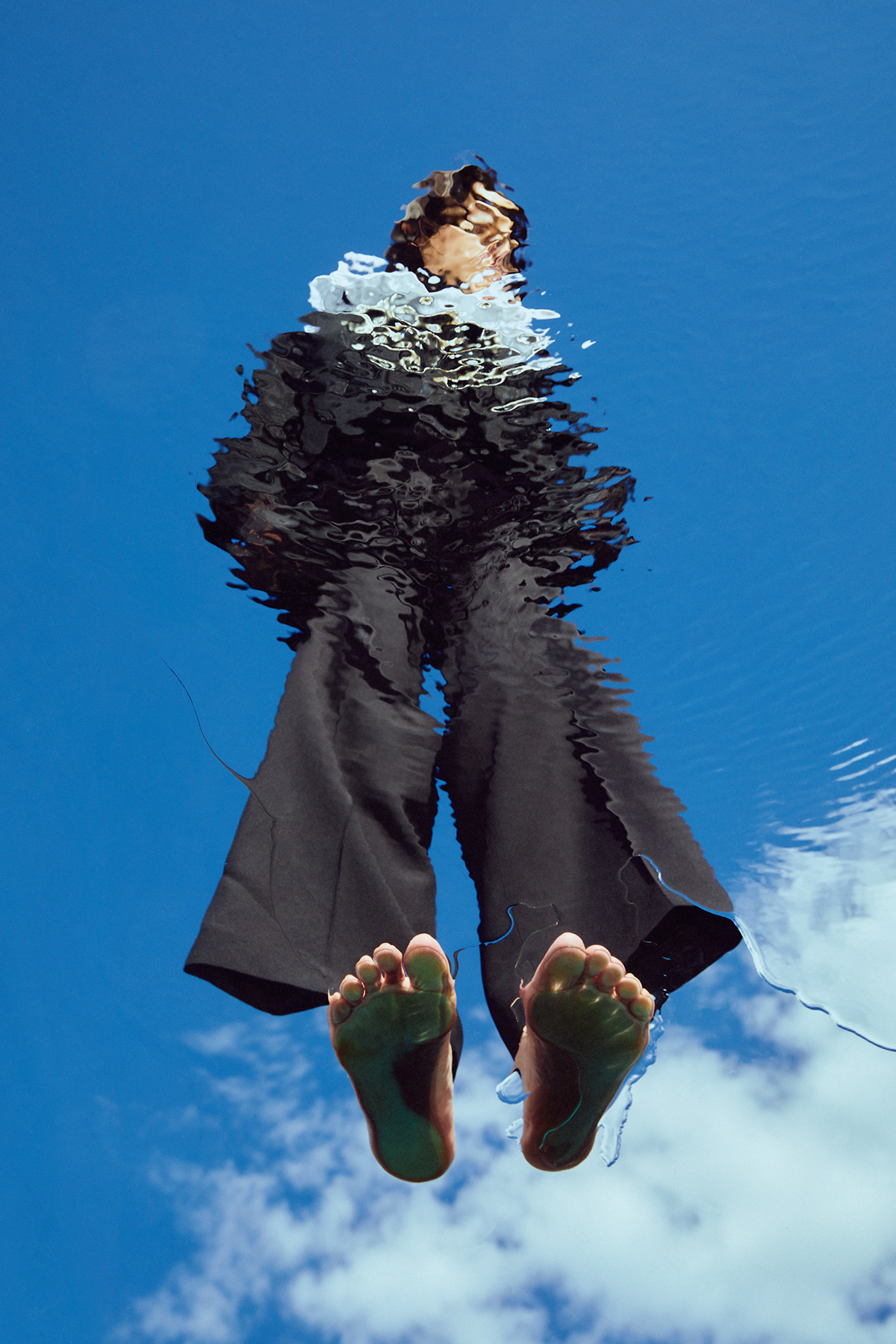 bosco danilgolovkin Fashion  glass golovkin underwater Vesna