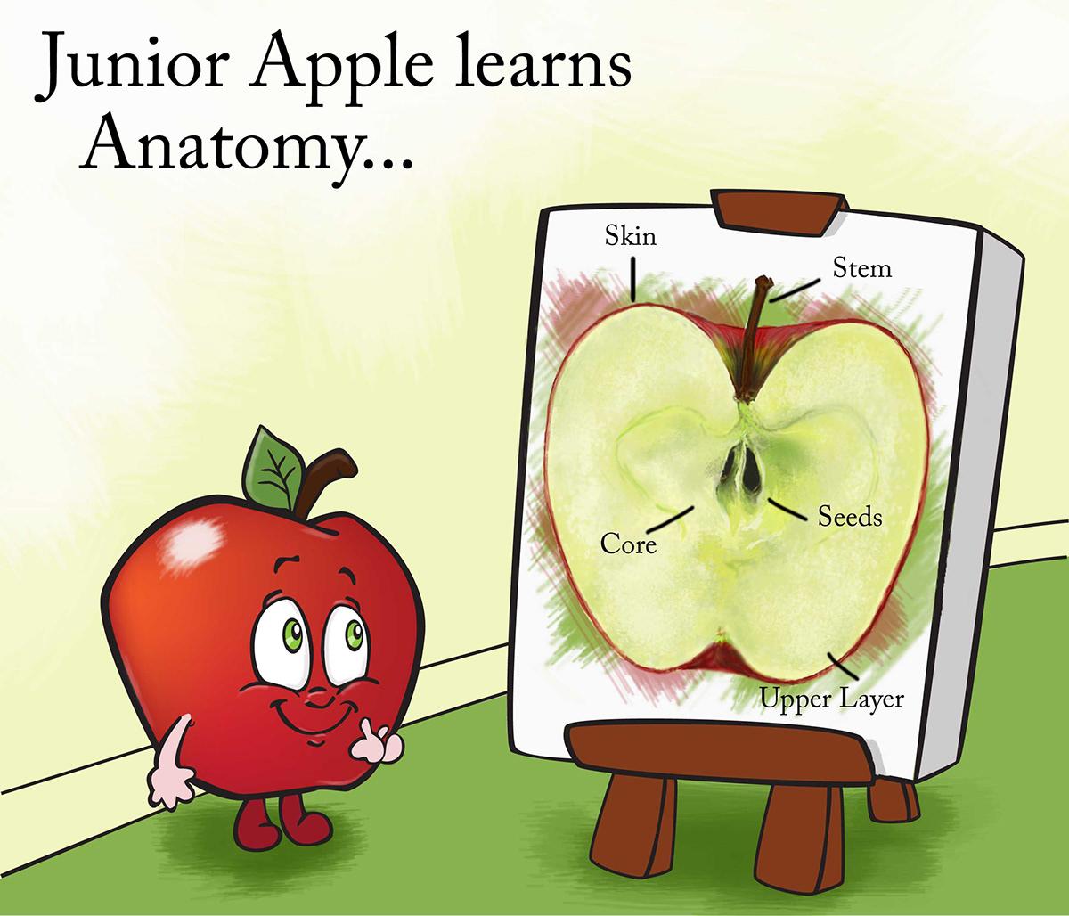 Junior Apple on Behance