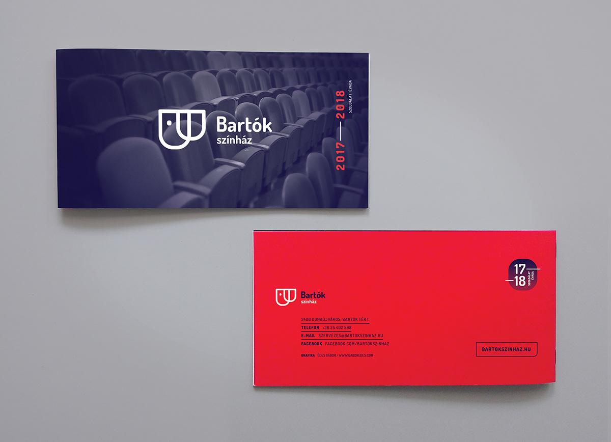theater  identity logo branding
